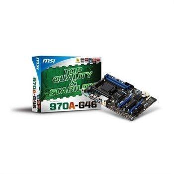 MSI 970A-G46 Emolevy