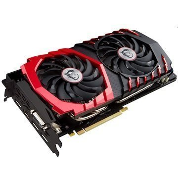 MSI GeForce GTX 1080 Gaming X 8GB GDDR5X Grafiikkakortti
