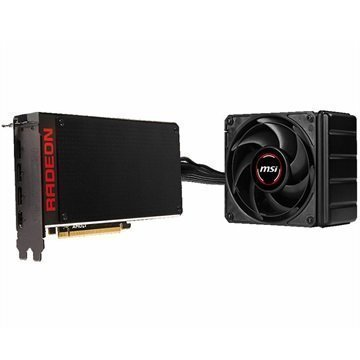 MSI Radeon R9 Fury X 4GB HBM PCIe 3.0 Graphics Card