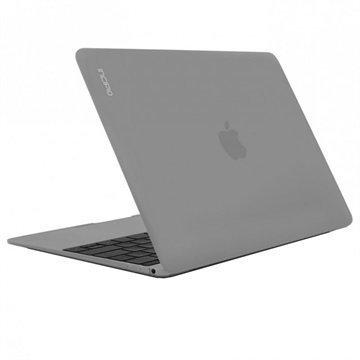 MacBook 12 Incipio Feather Kotelo Himmeä / Läpinäkyvä
