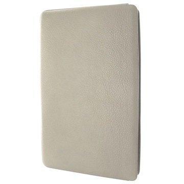 MacBook 12 Piel Frama Unipur Nahkakotelo Cream