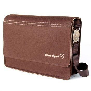 MacBook 13 15 Waterkant Deichkoenig Shoulder Bag Brown / Beige