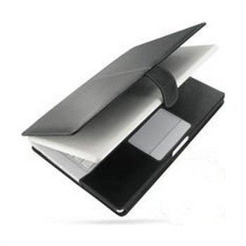 MacBook 2008 13 Nahkakotelo Musta