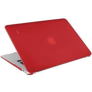 MacBook Air 11 Artwizz Kuminen Clip Suojakuori Punainen