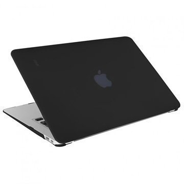 MacBook Air 13 Artwizz Rubber Clip Case Black