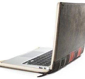 MacBook Air 13 TwelveSouth BookBook Nahkakotelo Ruskea