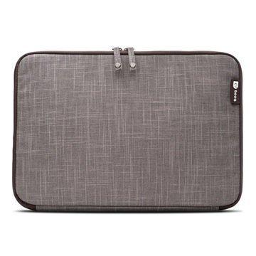 MacBook Pro 12 Booq Mamba Sleeve Sand