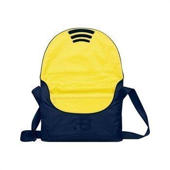MacBook Pro 13 Be.ez LA Garde Robe Chic Marine Case Marine / Yellow