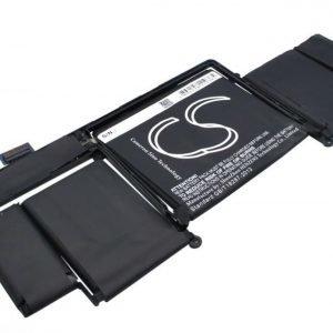 MacBook Pro 13 Retina 2015-Malli A1582 akku 6500 mAh