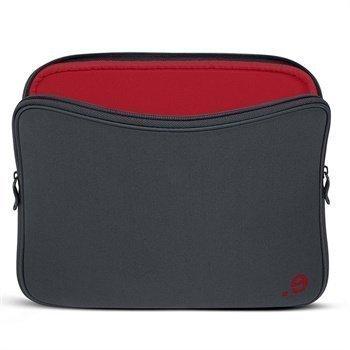 MacBook Pro 13 Retina Be.ez LArobe Case Graphite / Bordeaux