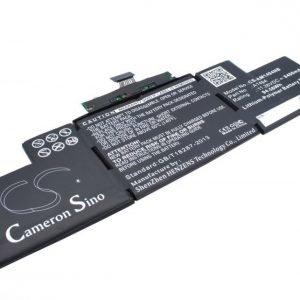 MacBook Pro 15 Retina Late 2013-Malli A1398 - A1494 akku 8400 mAh