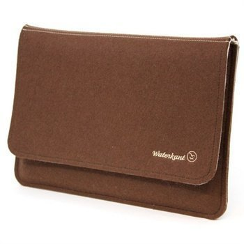 MacBook Pro 15 Retina Waterkant Deichkoenig Suojakotelo Ruskea / Beige
