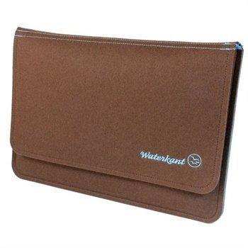 MacBook Pro 15 Retina Waterkant Deichkoenig Suojakotelo Ruskea / Sininen