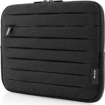 MacBook Pro Belkin F8N371cwBKW Pleated Suojalaukku 13 Musta
