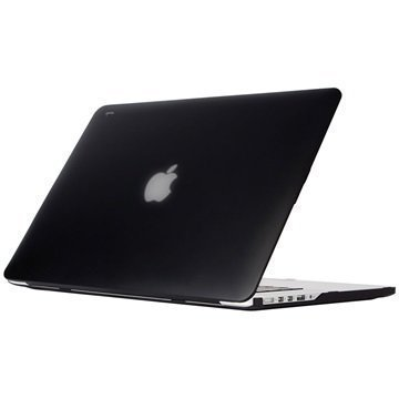 MacBook Pro Retina 15 Moshi iGlaze Kova Kotelo Musta