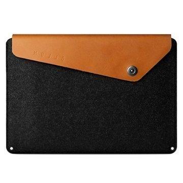 MacBook Pro Retina 15 Mujjo Kotelo Keltaisenruskea