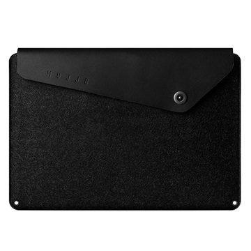 MacBook Pro Retina 15 Mujjo Kotelo Musta