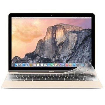 MacBook Retina 12 Moshi ClearGuard Keyboard Protector Clear