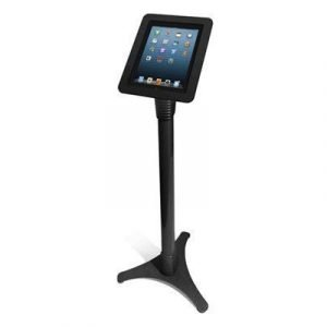 Maclocks Executive Adjustable Floor Stand Black Ipad 2/3/4