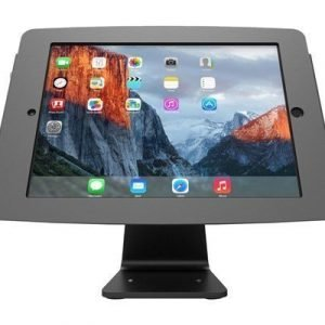 Maclocks Ipad Secure Space Enclosure With Rotating 360° Kiosk Black