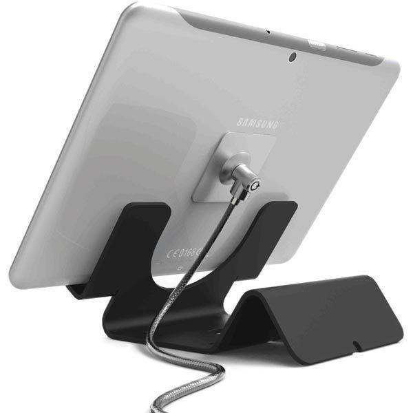 Maclocks Tablet Security Holder pöytäteline tableteille musta