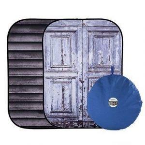 Manfrotto Lastolite Background 1.2 X 1.5 M Shutter/distressed Door