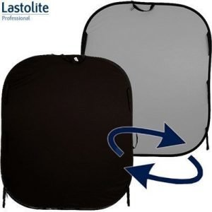 Manfrotto Lastolite Background 1.8 X 1.5 M Black/grey