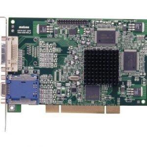 Matrox Millennium G450 Pci Näytönohjain