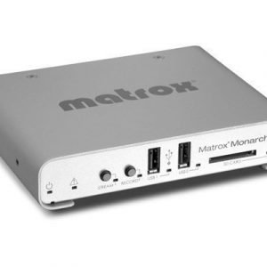 Matrox Monarch Hd Web Broadcaster