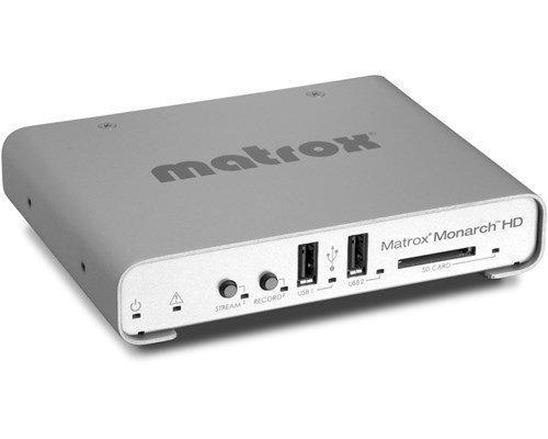 Matrox Monarch Hd Web Broadcaster