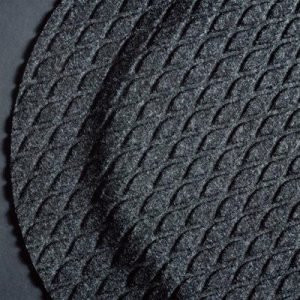 Matting Yoga Fashion 58x83cm Black