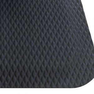 Matting Yoga Fashion Nitril 58x83cm Black