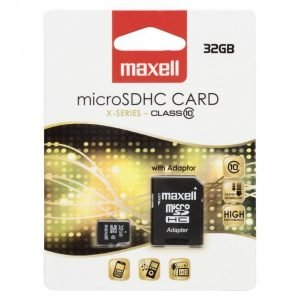 Maxell 32gb Micro Sd Muistikortti