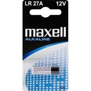 Maxell Alkaline Battery Lr27a 12v