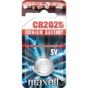 Maxell Cr 2025