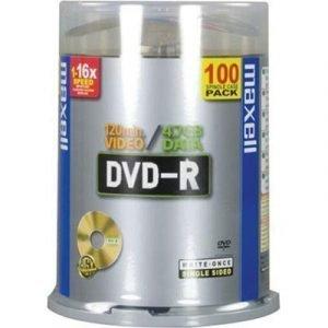 Maxell Dvd-r X 100