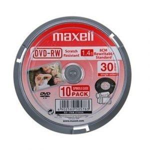 Maxell Dvd-rw (8cm) X 10