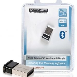 Micro Bluetooth versio 4.0 dongle