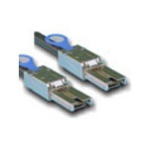 Microconnect Sas External Cable 26 Nastainen 4x Shielded Mini Multilane Sas (sff-8088) 26 Nastainen 4x Shielded Mini Multilane Sas (sff-8088) Musta 1m
