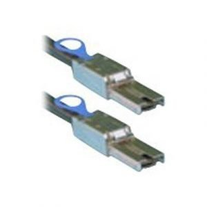 Microconnect Ulkoinen Sas-kaapeli 26 Nastainen 4x Shielded Mini Multilane Sas (sff-8088) 26 Nastainen 4x Shielded Mini Multilane Sas (sff-8088) Musta 3m