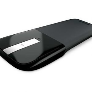 Microsoft Arc Touch Mouse Optinen Hiiri Musta