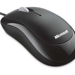 Microsoft Basic Optical Mouse For Business Optinen Hiiri Musta