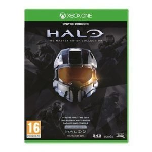 Microsoft Halo The Master Chief Collection