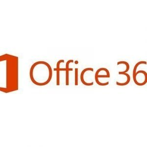 Microsoft Office 365 (plan E1) Tilauslisenssi Microsoft Single Language