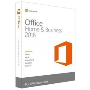 Microsoft Office Home And Business 2016 Multi-lang