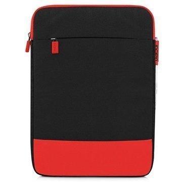 Microsoft Surface 3 Incipio Asher Pystysuuntainen Kotelo Musta / Punainen
