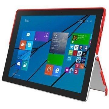 Microsoft Surface 3 Incipio Feather Advance Kotelo Punainen