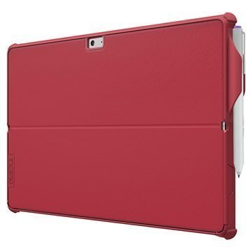 Microsoft Surface 3 Incipio Feather Hybridikotelo Punainen