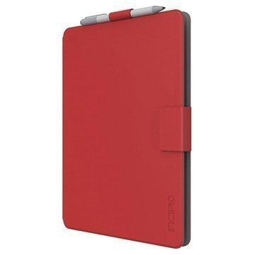 Microsoft Surface 3 Incipio Roosevelt Folio Kotelo Punainen