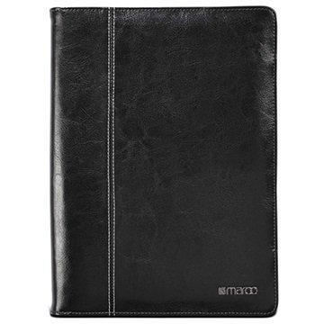 Microsoft Surface 3 Maroo Executive Folio Nahkainen Suojakotelo Musta